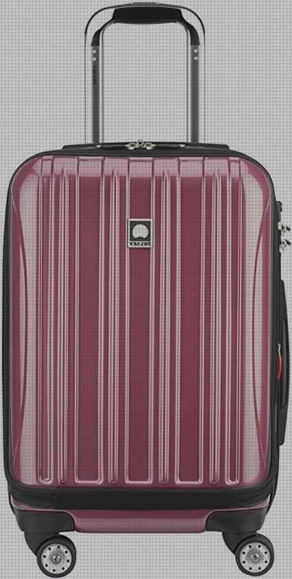 Review de air delsey maleta delsey helium air gris rosa