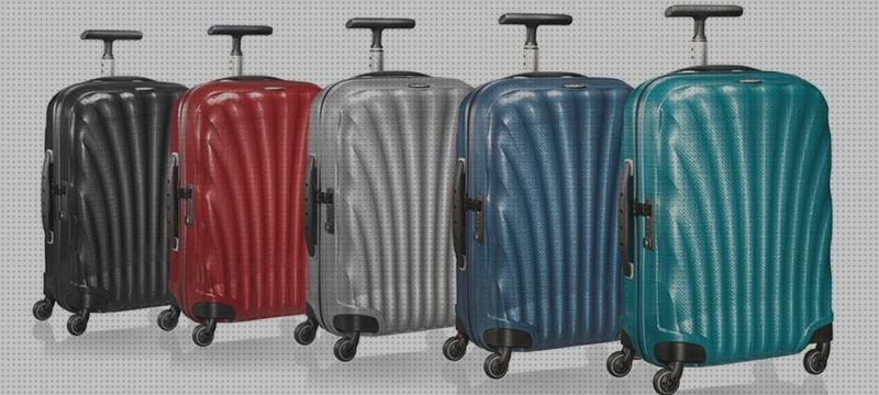 Review de manos maletas samsonite maleta mano samsonite negra roja