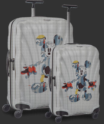 Todo sobre mickey samsonite maleta samsonite cabina mickey mouse