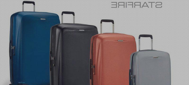Review de maleta samsonite cierre