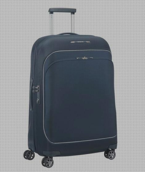 Review de medianas maletas samsonite maleta samsonite mediana color azul marino