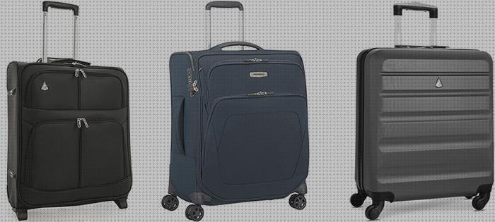 Review de maletas 56x45x25 samsonite