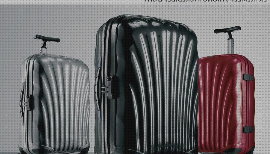 Review de maletas gladiator samsonite