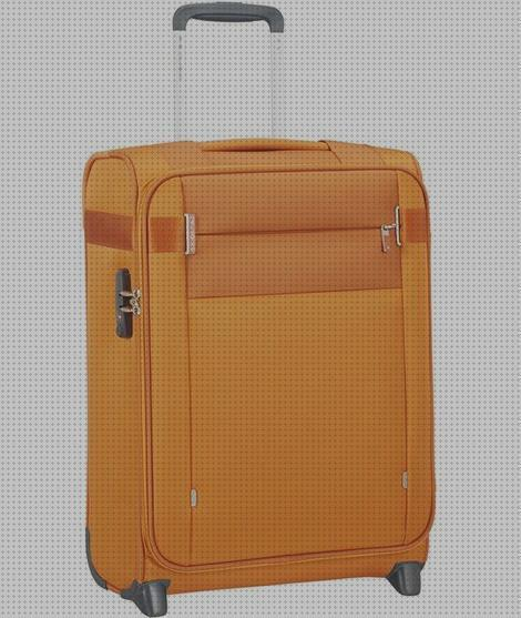 Review de maletas samsonite maleta samsonite naranja