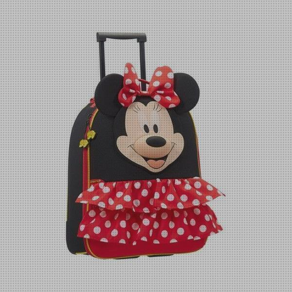 Review de minnie samsonite samsonite maleta minnie mouse