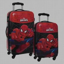 Review de 9 maletas spiderman