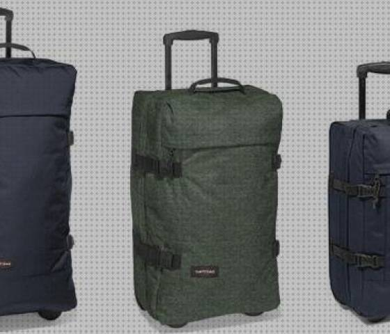 Review de 9 maletas eastpak